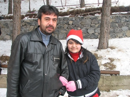 Erzurum'un minikleri pistte!.. 7