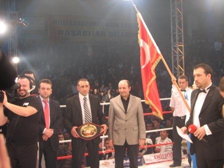 Erzurum'u yumruklarla tanıttılar 7