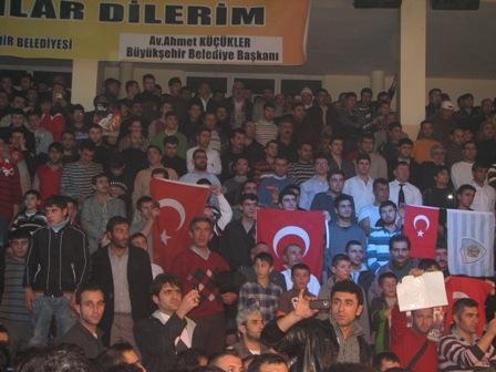 Erzurum'u yumruklarla tanıttılar 8