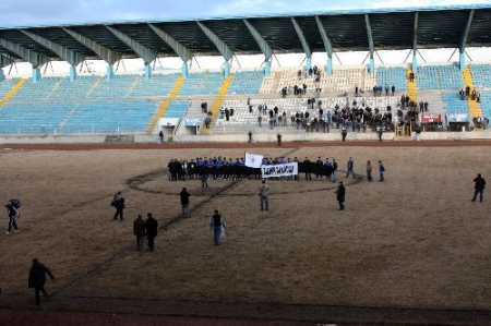 Türkiye Erzurum'u koruşuyor!.. 2