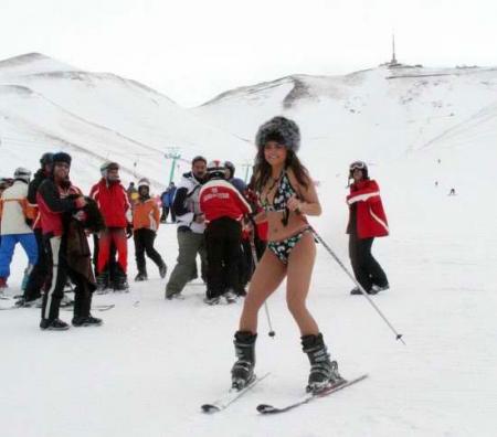 Erzurum'da tatil erken başladı 1