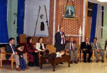 Erzurum'da çocuklar mutlu oldu 1
