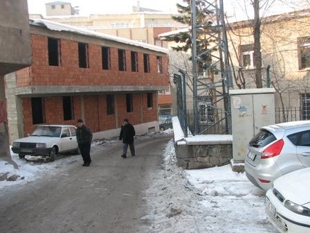 Erzurum bu binayı konuşuyor!.. 1