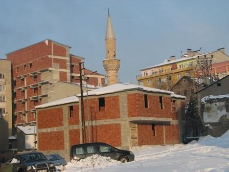 Erzurum bu binayı konuşuyor!.. 5