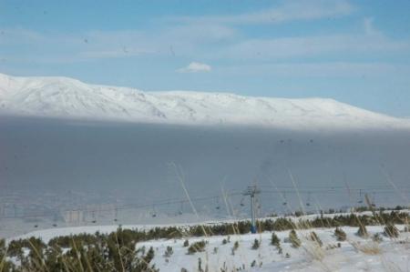 Erzurum'da Kirlilik Tartışması! 2