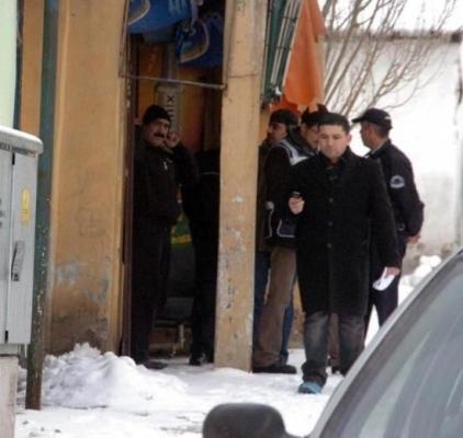 Erzurum'da balyozlu operasyon 2