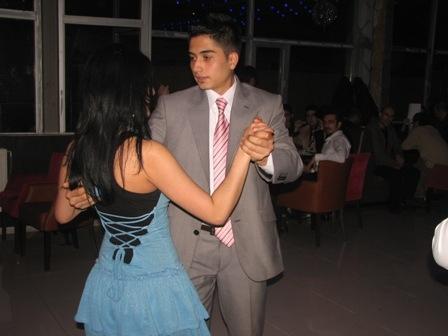 Erzurum dans-tango öğreniyor 5