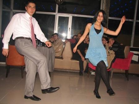 Erzurum dans-tango öğreniyor 8