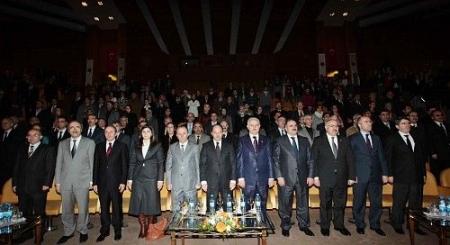 Erzurum'da yüz güldüren tören 1