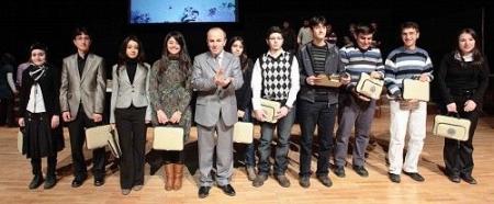 Erzurum'da yüz güldüren tören 4
