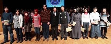 Erzurum'da yüz güldüren tören 6