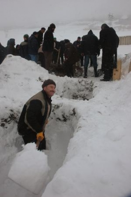 Erzurum'da kışın ölmeye gör! 1
