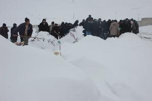 Erzurum'da kışın ölmeye gör! 2