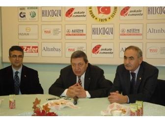 Bölükbaşı Erzurum'da konuştu 2