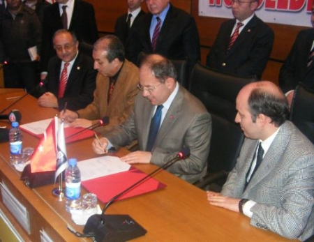 Erzurum'a yeni et kombinası 2