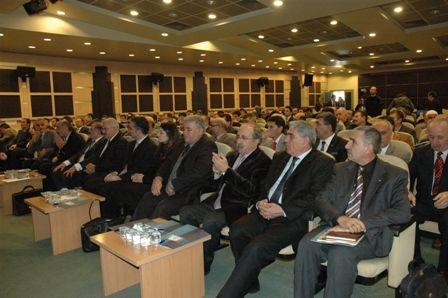 Erzurum'un sorunları masadaydı 1