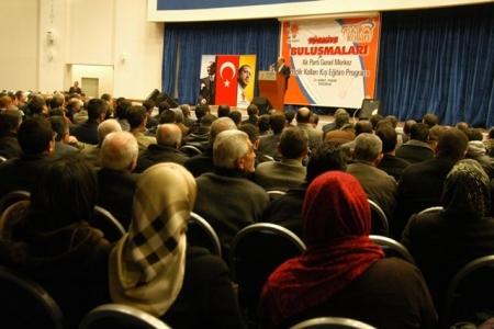 Çelik Erzurum'da neler anlattı!.. 5