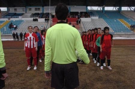Erzurum'da tarihi skor: 24-0 3