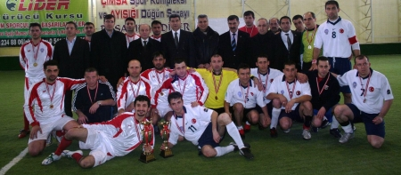 Şampiyon Erzurum asayiş oldu!.. 1