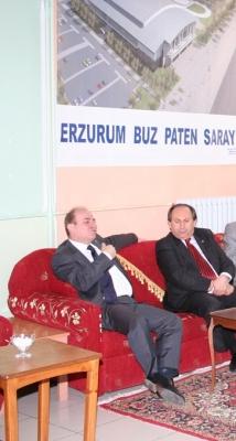 Erzurum Valisi Basınla buluştu! 3