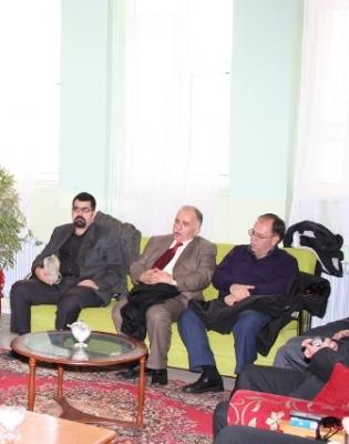 Erzurum Valisi Basınla buluştu! 4