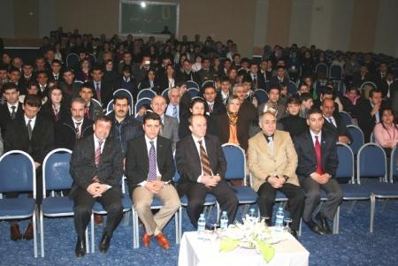 Projeler Erzurum'da yarışıyor!.. 1