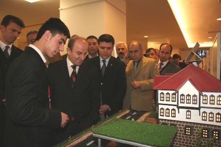 Projeler Erzurum'da yarışıyor!.. 2