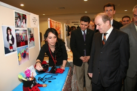 Projeler Erzurum'da yarışıyor!.. 5