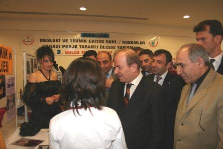 Projeler Erzurum'da yarışıyor!.. 6