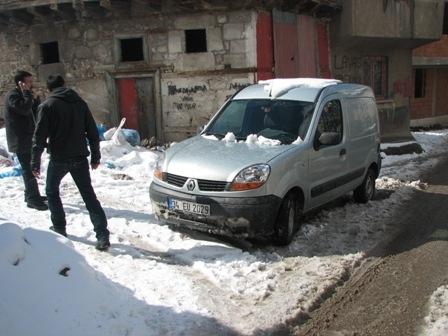 Erzurum'da polis nefes aldırmıyor 2