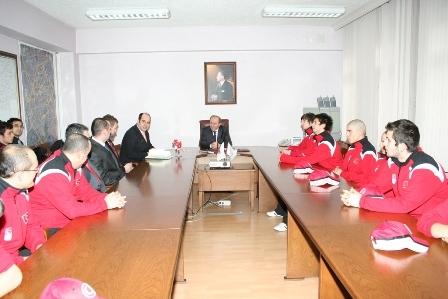 Beş ülke Erzurum'da yarışacak 1