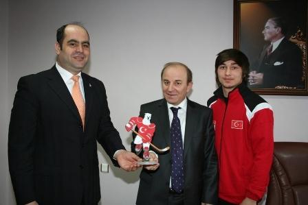 Beş ülke Erzurum'da yarışacak 2