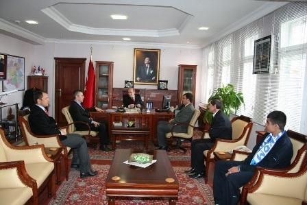 Erzurum'da şampiyona validen ödül 1
