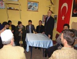 Erzurum'un farklı başkanı!.. 1
