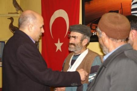 Erzurum'un farklı başkanı!.. 3