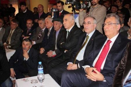 Erzurum'da sehpa desteği aldı 5