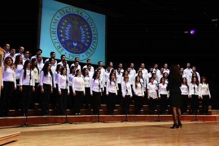 Erzurum'da 162. Kuruluş Yıldönümü 2