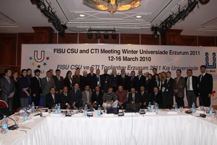 FISU Erzurum'dan mutlu ayrıldı 1
