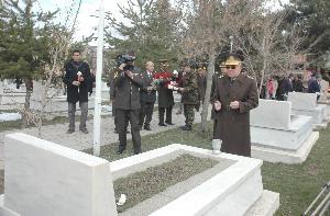 Erzurum'da Zaferin 95. yılı 2