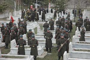 Erzurum'da Zaferin 95. yılı 3