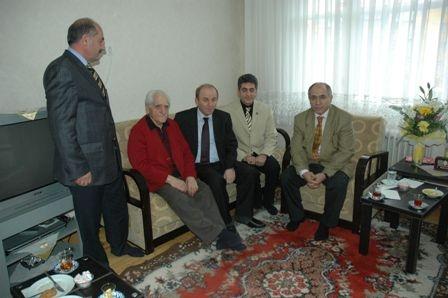 Erzurum Valisi ziyarete gitti!.. 3