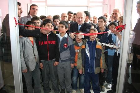 5 ayda Erzurum'u oda anladı!... 1