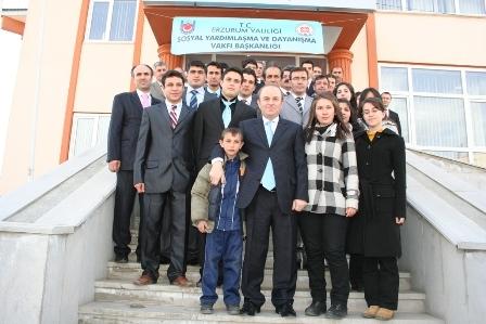 5 ayda Erzurum'u oda anladı!... 4