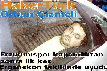 Bu fotolar Erzurum'da çekildi! 7
