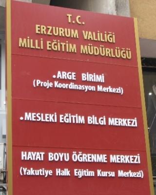 Bu hizmet Erzurum'un çocuklarına 2
