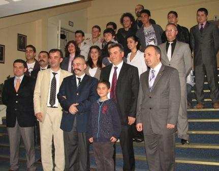 Erzurum'da Polis ve DT'den tiyatro 1