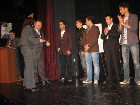 Erzurum'da Polis ve DT'den tiyatro 10