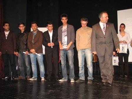 Erzurum'da Polis ve DT'den tiyatro 2