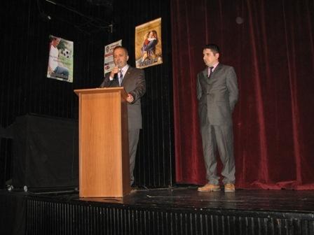 Erzurum'da Polis ve DT'den tiyatro 3