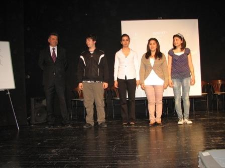 Erzurum'da Polis ve DT'den tiyatro 8